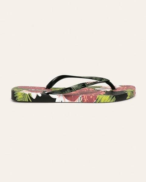 Zelené boty ipanema