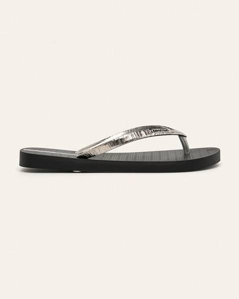 Černé boty ipanema