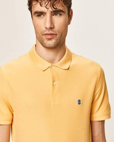 Žluté tričko Izod