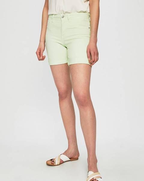 Zelené kraťasy jacqueline de yong