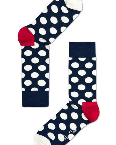 Modré spodní prádlo happy socks