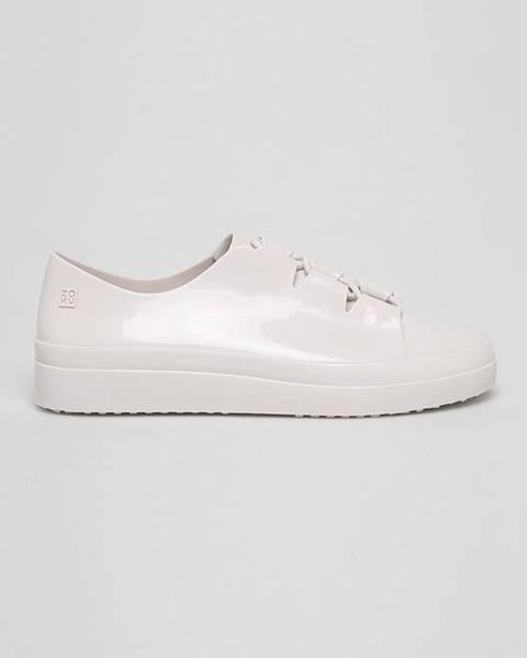 Bílé boty zaxy