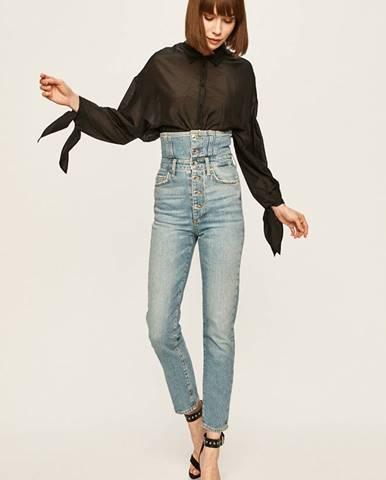 Černá halenka Guess Jeans