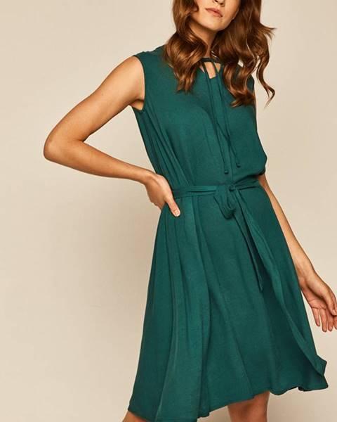 Zelené šaty MEDICINE