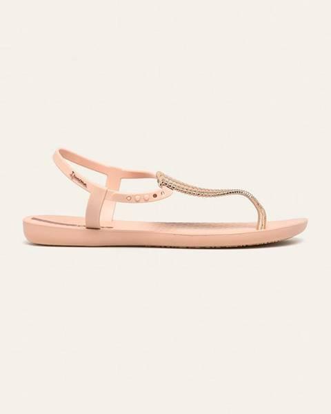 Růžové boty ipanema