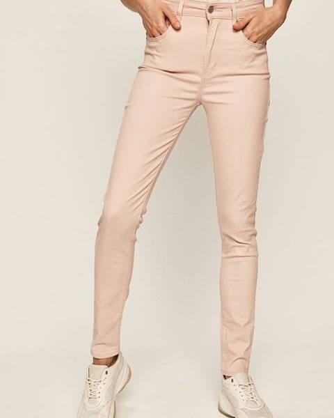 Růžové kalhoty Levi's