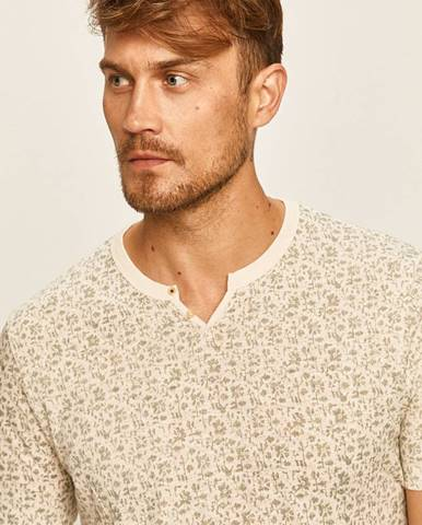 Zelené tričko Premium by Jack&Jones