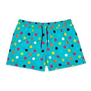 Happy Socks - Plavkové šortky Big Dot