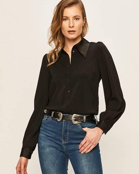 Černá halenka vero moda
