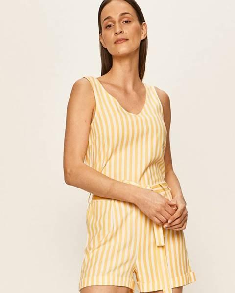 Žlutý overal vero moda