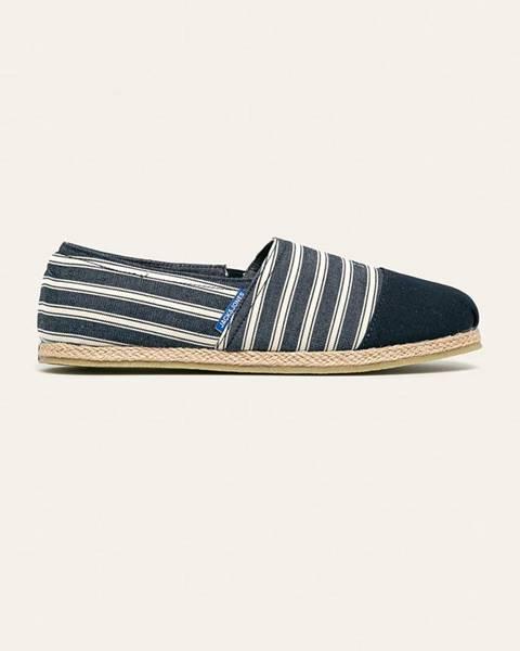Modré boty jack & jones