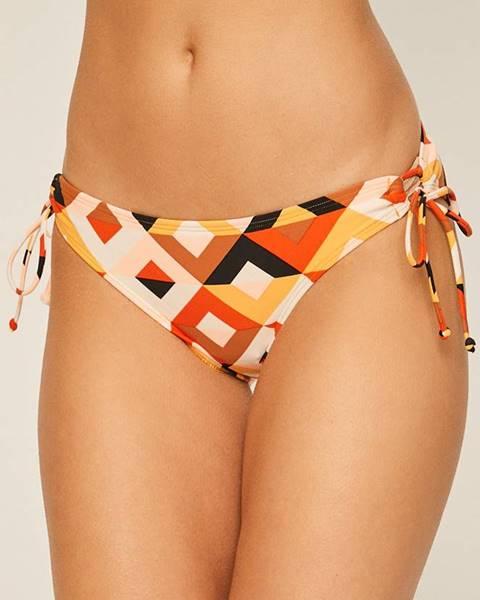 Oranžové spodní prádlo Billabong
