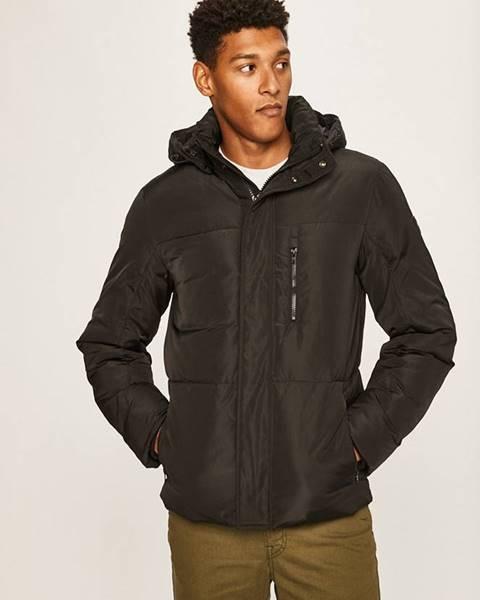 Černá bunda wrangler