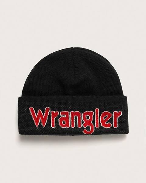 Modrá čepice wrangler