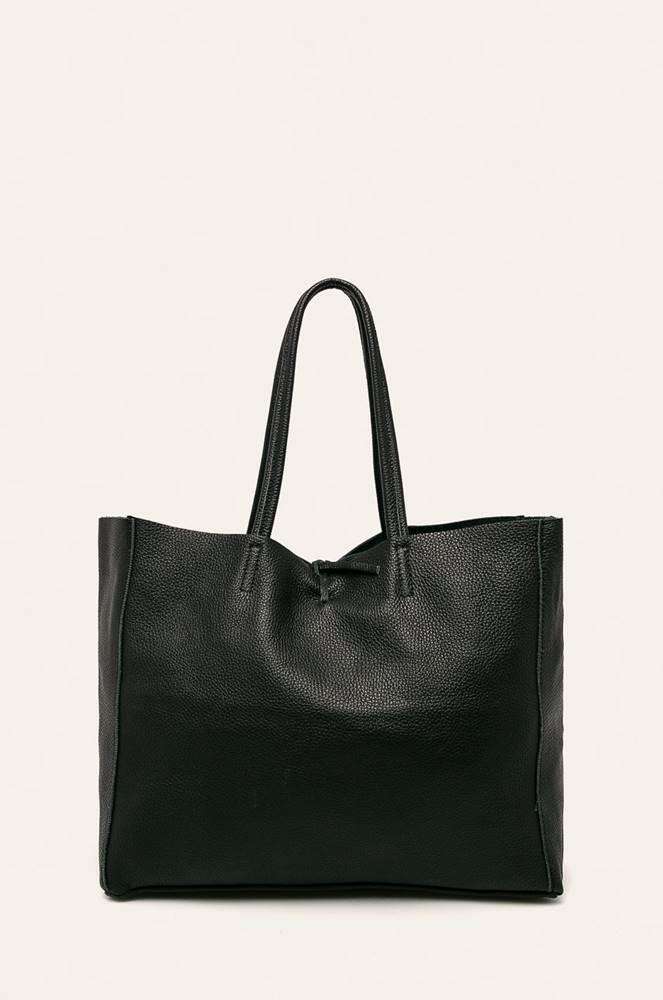 ANSWEAR Answear - Kožená kabelka