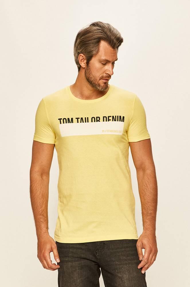 tom tailor denim Tom Tailor Denim - Tričko