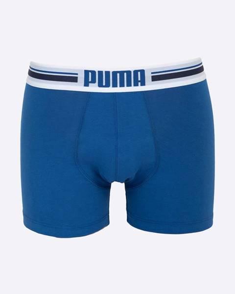 Modré spodní prádlo puma