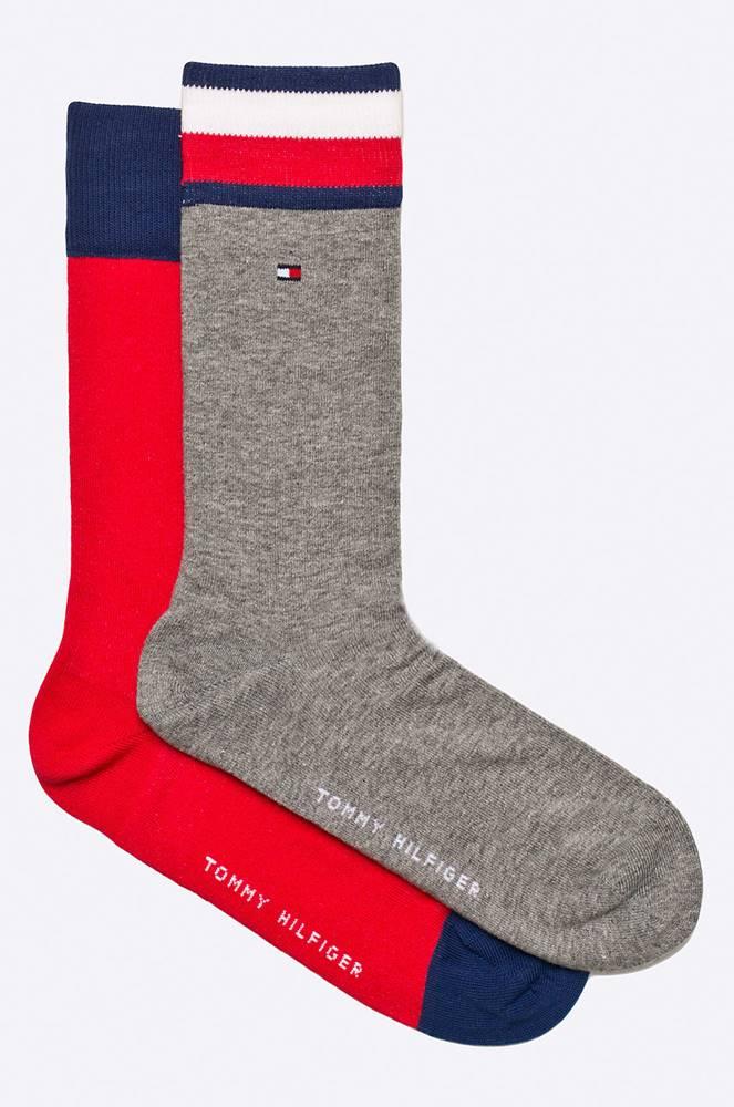 tommy hilfiger Tommy Hilfiger - Ponožky Iconic Flag (2-pack)