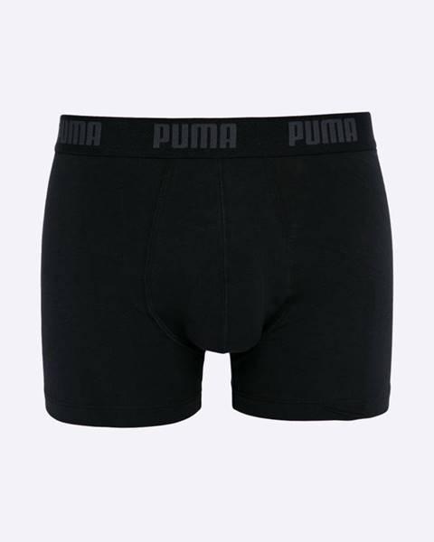 Černé spodní prádlo puma