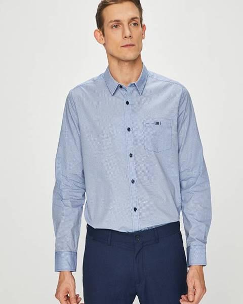 Modrá košile MEDICINE