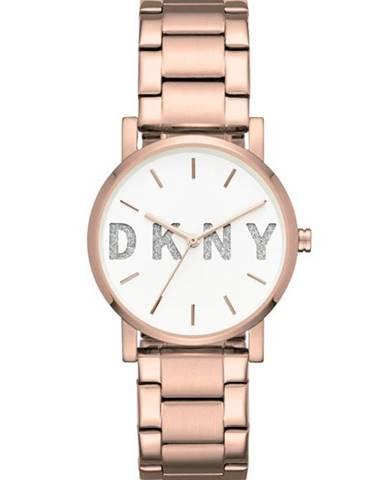 Vícebarevné hodinky dkny