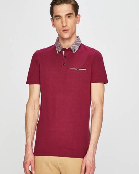 Fialové tričko MEDICINE