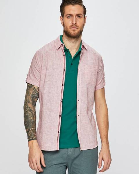 Růžová košile MEDICINE