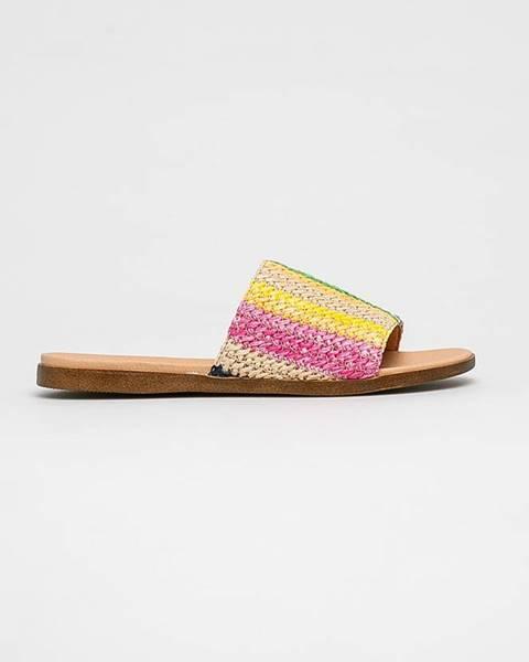 Vícebarevné boty steve madden