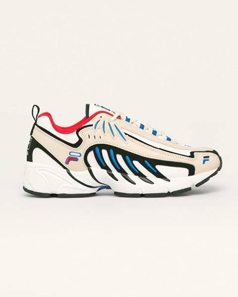 Béžové boty fila