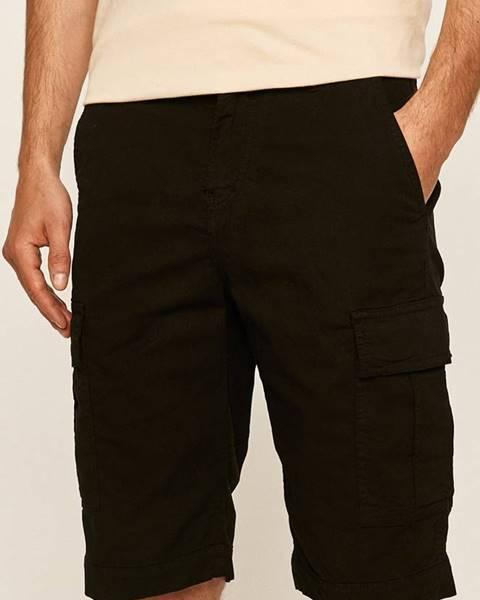Černé kraťasy Guess Jeans