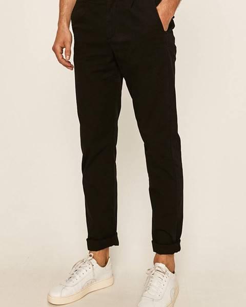 Černé kalhoty Guess Jeans