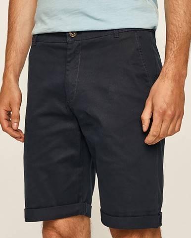 Modré kraťasy Tailored & Originals