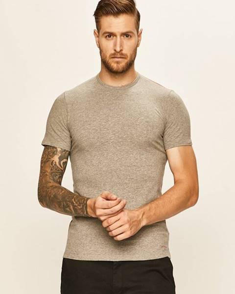 Šedé tričko Henderson