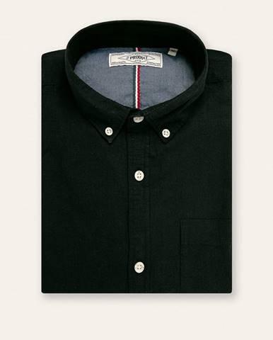 Černá košile PRODUKT by Jack & Jones
