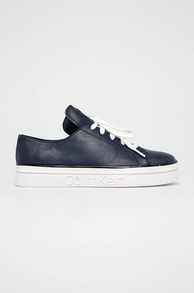 Calvin Klein Calvin Klein - Kožené boty