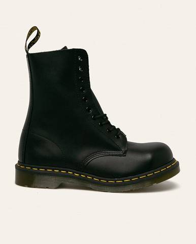 Černé boty dr. martens