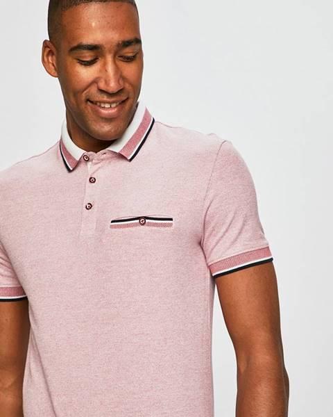 Růžové tričko MEDICINE