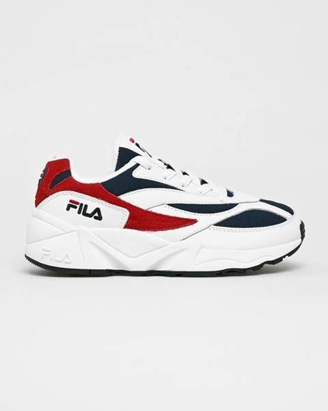 Vícebarevné boty fila