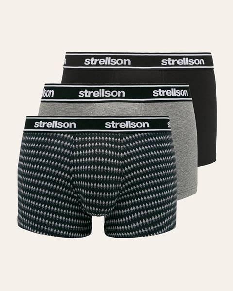 Šedé spodní prádlo Strellson