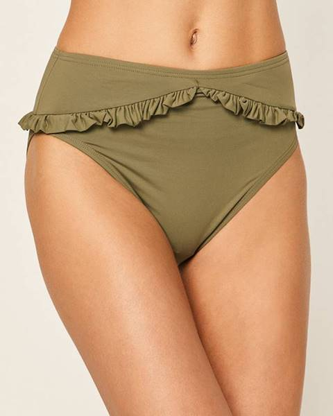 Zelené spodní prádlo Michael Kors