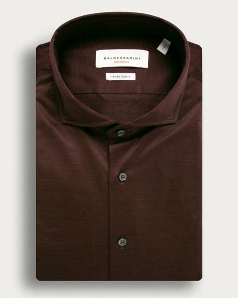 Burgundská košile Baldessarini