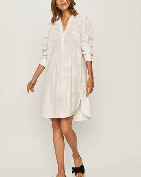 Bílé šaty Marc O'Polo
