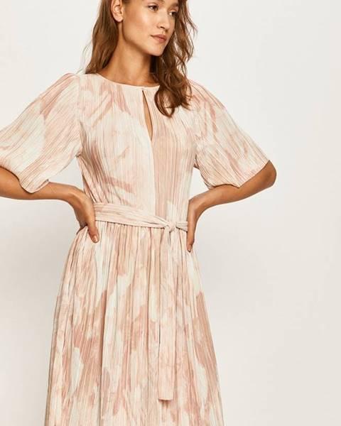 Růžové šaty Max&Co.
