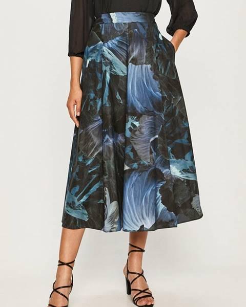 Modrá sukně Max&Co.