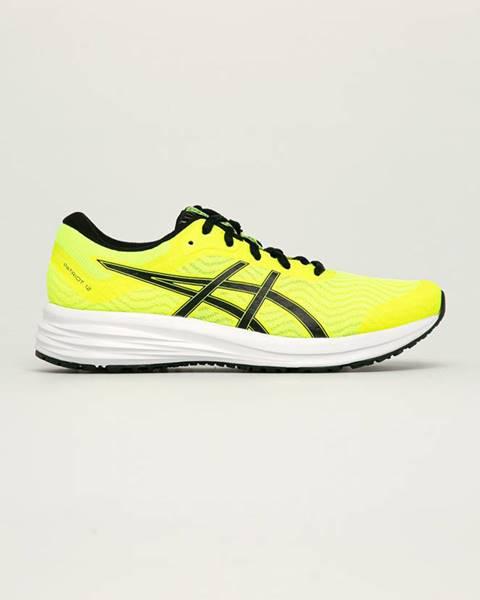 Žluté boty Asics