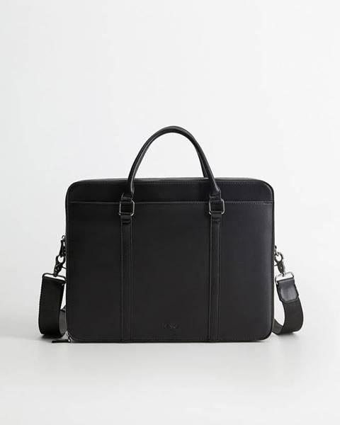 Černá taška Mango Man