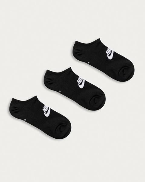 Černé spodní prádlo Nike Sportswear