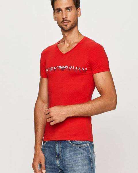 Tričko Emporio Armani
