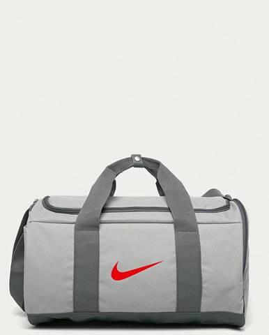 Šedý kufr nike
