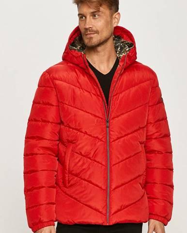 Červená bunda Guess Jeans